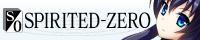 SPIRITED-ZEROバナー